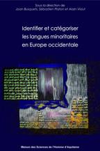 Identifier et catégoriser les langues minoritaires en Europe