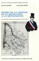 Maires de la Gironde de la Révolution à la Restauration