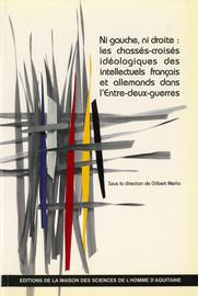 Benjamin et Bataille Rencontre(s) franco-allemande(s) à la recherche d'une autre discursivité