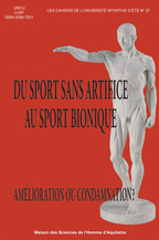 Du sport sans artifice au sport bionique