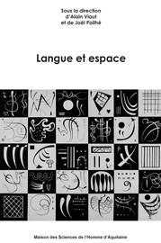 Langue et espace