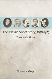 The Classic Short Story, 1870-1925