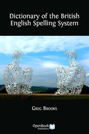 dictionary of the british english spelling system 10 the grapheme