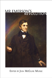 Mr  Emerson's Revolution - 4  Actively Entering Old Age, 1865-1882