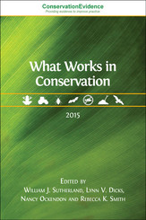 What Works in Conservation 2015