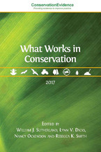 What Works in Conservation 2018