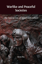 Warlike and Peaceful Societies - 10  Bibliography - Open Book Publishers