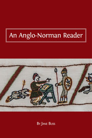 An Anglo Norman Reader Romance Open Book Publishers