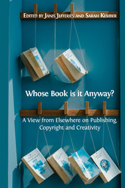 Whose Book Is it Anyway?