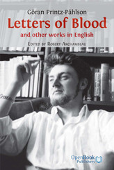 Letters of Blood and other works in English