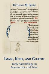 Image, Knife, and Gluepot