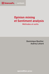 Opinion mining et ‎Sentiment analysis