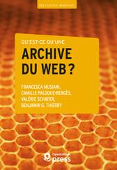 Qu'est-ce qu'une archive du web ?