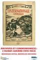 Les éditions du Komintern, 1919-1943