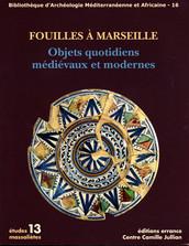 Fouilles à Marseille