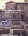 Recherches archéologiques au cœur de Forum Iulii