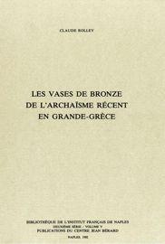 Chapitre I. Catalogue