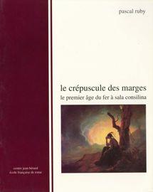 Chapitre I. Introduction à l'étude de Sala Consilina