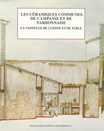 Fonctions et faciès: étude comparée de quelques lots de céramiques provenant de Fréjus (Var), Mandelieu (Alpes-Maritimes), Aix-en-Provence et Saint-Julien-les-Martigues (Bouches-du-Rhône)