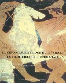 La céramique attique du IVes. à Lattes (Hérault)