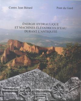 Énergie hydraulique et machines élévatrices d'eau dans l'Antiquité