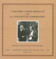 Jean-Pierre Vernant/Pierre Vidal-Naquet. Image/images