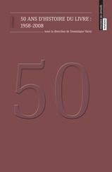 50 ans d'histoire du livre