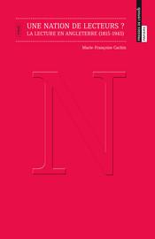 Chapitre I. Progrès de l'alphabétisation dans la première moitié du xixe siècle