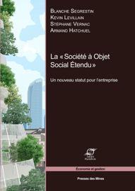 La « Société à Objet Social Étendu »