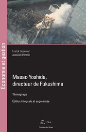 Masao Yoshida, directeur de Fukushima
