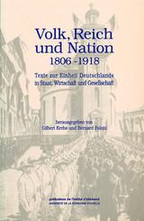 Volk, Reich und Nation 1806-1918
