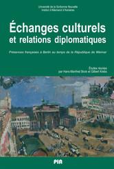 Échanges culturels et relations diplomatiques