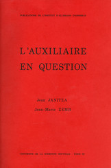 L'Auxiliaire en question