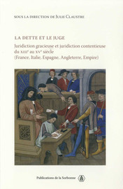 Peasant debt in English manorial courts: form and nature