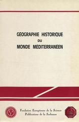 Géographie historique du monde méditerranéen