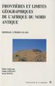 Frontières et limites militaires de la Maurétanie Césarienne sous le Haut-Empire