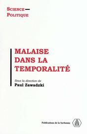 Malaise dans la temporalité - Discontinuité et insaisissabilité de ... 2b092a517900