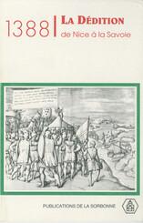 1388, La Dédition de Nice à la Savoie