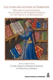 Les Livres des maîtres de Sorbonne