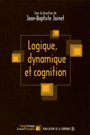 Logique, dynamique et cognition