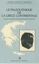 Le paléolithique de la Grèce continentale