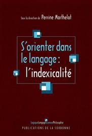S'orienter dans le langage : l'indexicalité