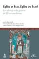 Formation universitaire et service de l'État dans les milieux canoniaux à la fin du Moyen Âge