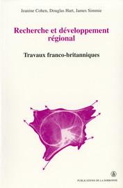 Recherche et développement régional