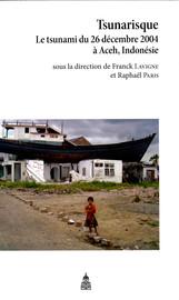 Accumulations de blocs par le tsunami du 26 décembre 2004 à Lhok Nga, ouest de Banda Aceh