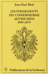 Les fondements du conservatisme autrichien, 1859-1879
