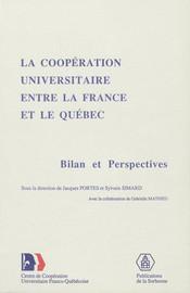 La coopération universitaire entre la France et le Québec