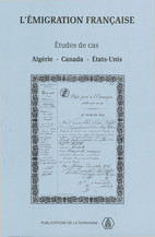 Émigration alsacienne aux États-Unis 1815-1870