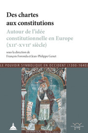 Constitutions, State and Estates: Interactions between Princely Restrictions and Reforms, Privileges of the Governed and the Control of Absolute Power in the Burgundian Low Countries