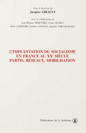 Les conseillers généraux socialistes de la Seine (1945-1967)
